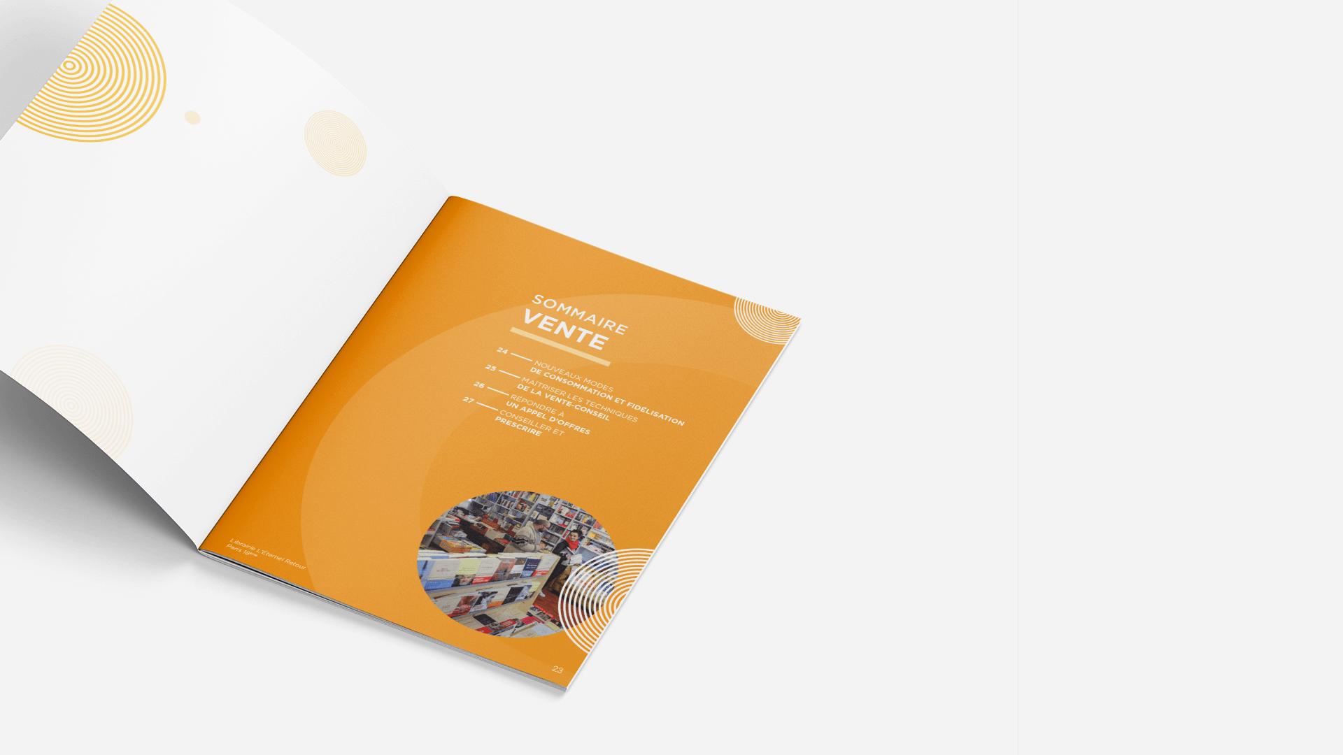 sommaire du catalogue de formation de l'INFL