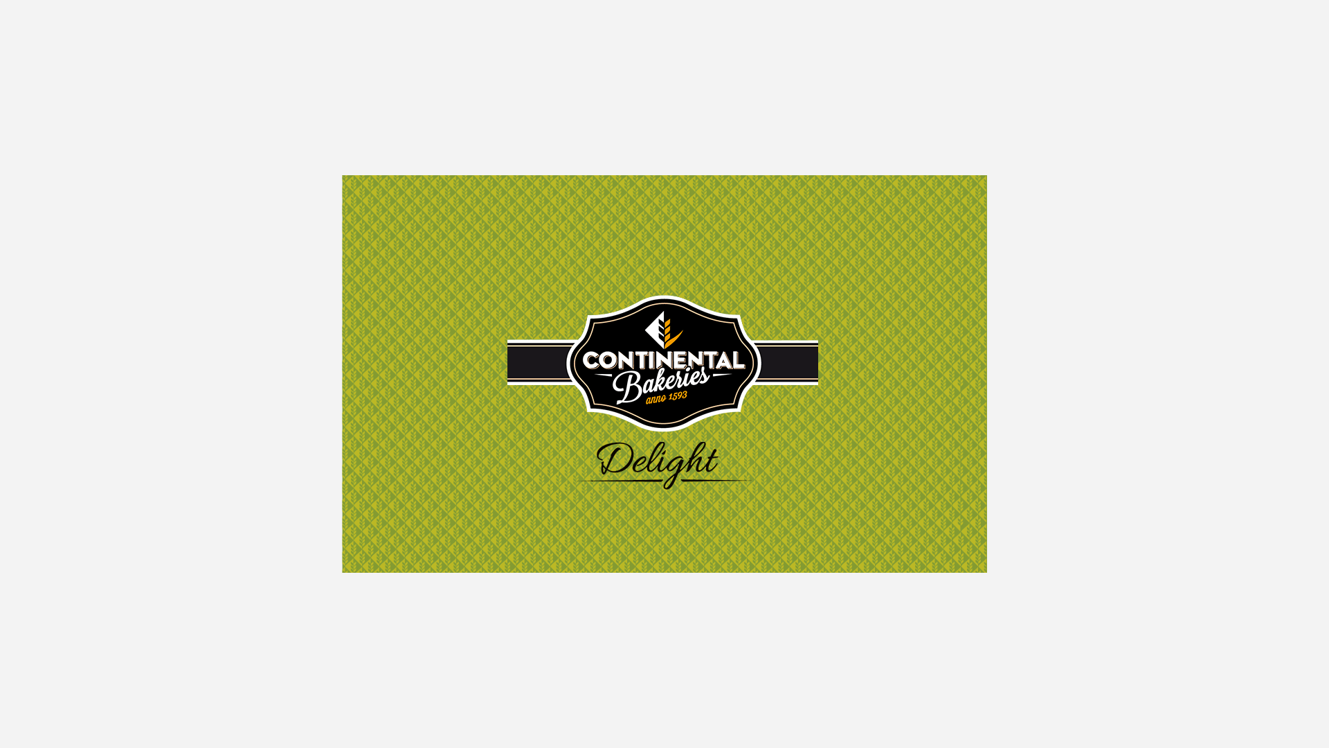 logo gamme delight Continental Bakeries