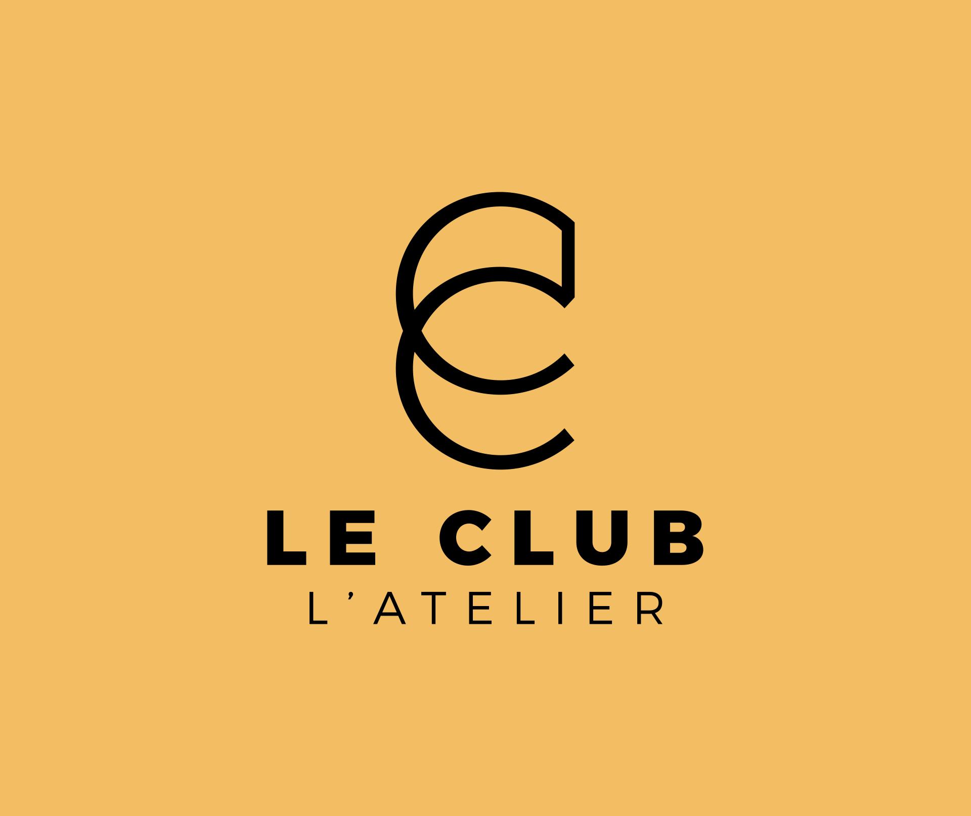 Logo l'atelier Le Club Concept