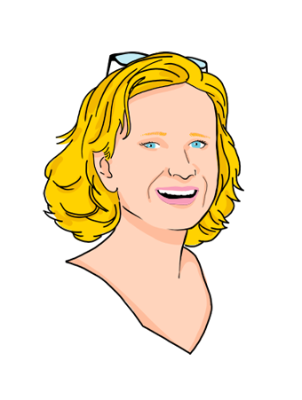 Illustration Sylvie